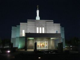 Snowflake Temple by Pupachu