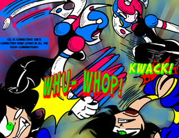 UCF Flashpoint 6 Way Vixens Title Match pg 31 by ralphbear