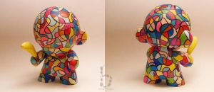 Kaleidoscope Munny by bethanydesigns