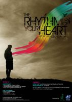 The Rhythm of Your Heart by artjective
