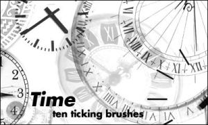 brushes: time by memorycharm