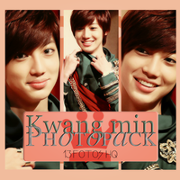 Photopack Kwang Min- Boyfriend 002 by DiamondPhotopacks