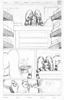 Goth Comic Page 1 by Bbedlam