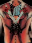Anime Tattoo expnt01 by GS ~ RED FLESH by Proto-jekt