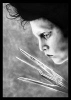 Edward Scissorhands 2012 by Sonen89