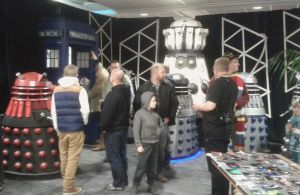 Doctor Who - Brighton Model World 2013 (10) by mikedaws
