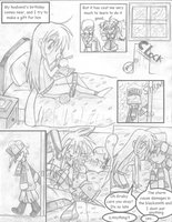 Old fancomic Harvest Moon 1 by AngelCou