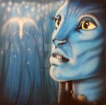 Avatar Painting by JPfx