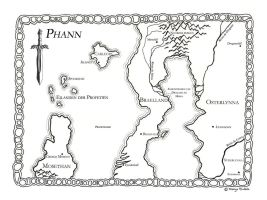 A Map to Phann by Mariey
