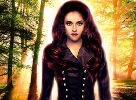 Bella Cullen. The Hunt. by ChuzzMaestose