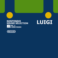 Nintendo Sound Selection Cover - Luigi by hocotate-civ