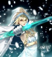 LOL-Ashe by asml30
