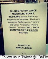 Lance Armstrong Books by dxdiagbg