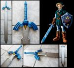 Master Sword by alsquall