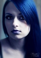 Blue Moon by Vampyris