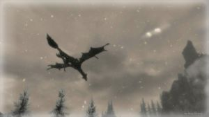 Dragons Flight by Solace-Grace