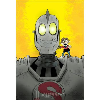Iron Giant  by jhammondART