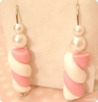 Earings - Marshmallow Paradise by itrill