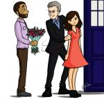 Doctor Who: She's Mine by Bella-Anima