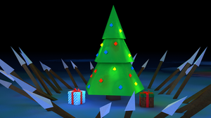 [Week 3][24Dec] Low Poly Presents by RuneStormFilms