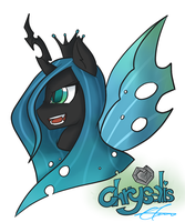 Chrysalis Portrait by TheYoungReaper