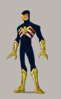 American Eagle Redesign by payno0
