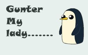 Gunter by CedricPancakes
