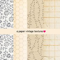 Papervintagetextures by BBGood2you