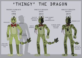 'Thingy' reference sheet -2015- by GoldenNove