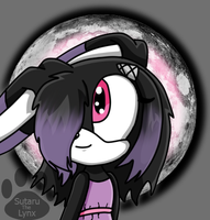 Sage The Gothic puppy by Peridotty