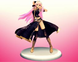 [MMD] Luka Figure Pose - DL by Snorlaxin