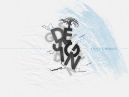 Design creates Our reality by WuHaDesign