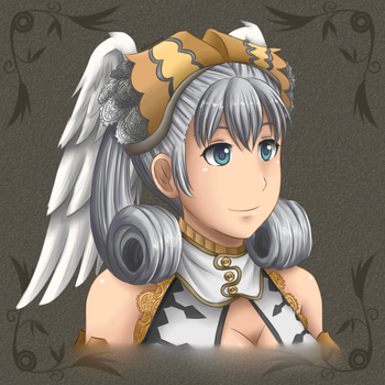 Melia Portrait by adricarra
