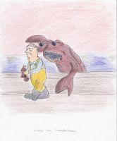 Leroy and the Lobster by joeymcklay