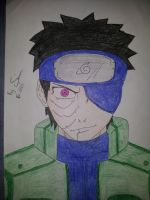 Obito of the leaf.. (Coloured) by SimpleTheSaviour