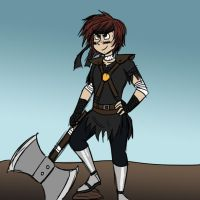 Hiccup the BAMF by dreamer45