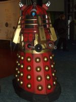 Supreme Dalek from S4 by lunamaxwell