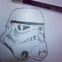 Stormtropper! by hellsiing