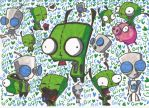 Gir Poster by R4CH3L3