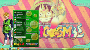 THEME WINDOWS 7 2013 CLASSIC DRAGON BALL by ToxicoSM