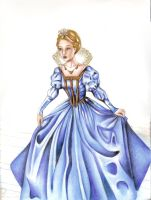 Cinderella by DreamyNaria