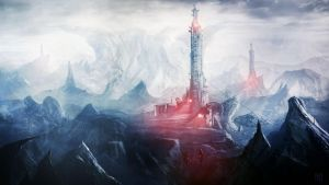 Speed painting : Red Ice by NatMonney