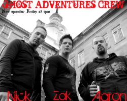 GAC -Ghost Adventures Crew- by Eternal-Flame15
