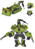 TF Animated Bonecrusher by BB-Shockwave
