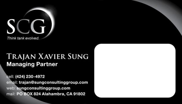 SCG Business Card Front by hcirtep