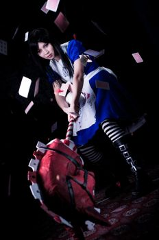 Madness Returns: Alice05 by christie-cosplay