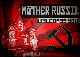 Welcome to Mother Russia! (HD Remake) by skellerone