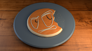 A Blender Cookie by JoshMaule