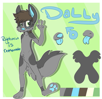Anthro Dally Ref by OldDallas