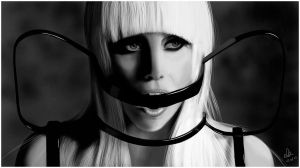 Lady Gaga by FirstM